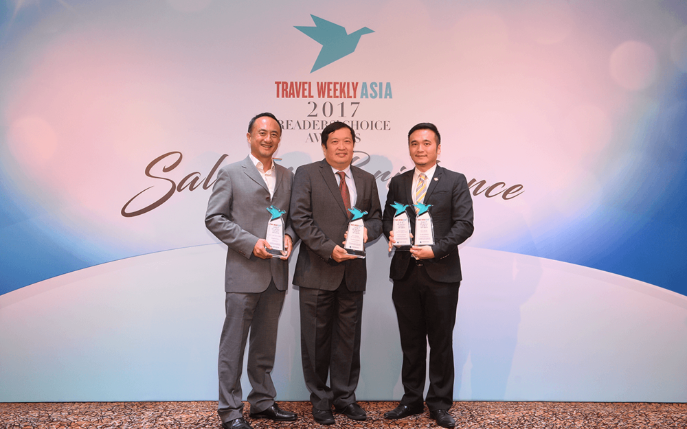 AIRLINE CATEGORY WINNERS
