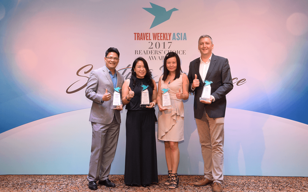 TRAVEL TECHNOLOGY CATEGORY WINNERS