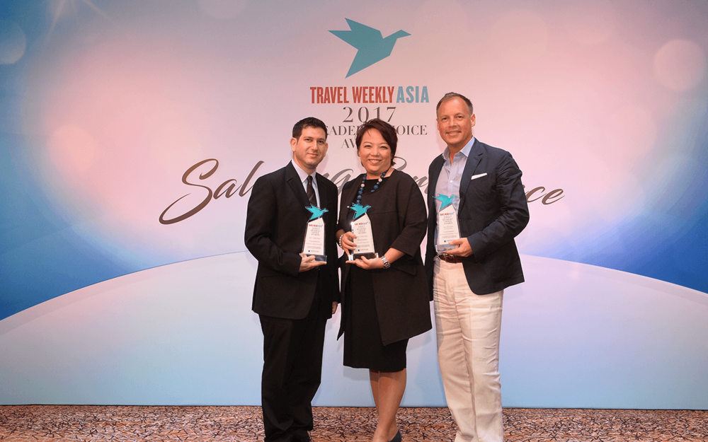 TOURISM EXPERIENCE CATEGORY WINNERS