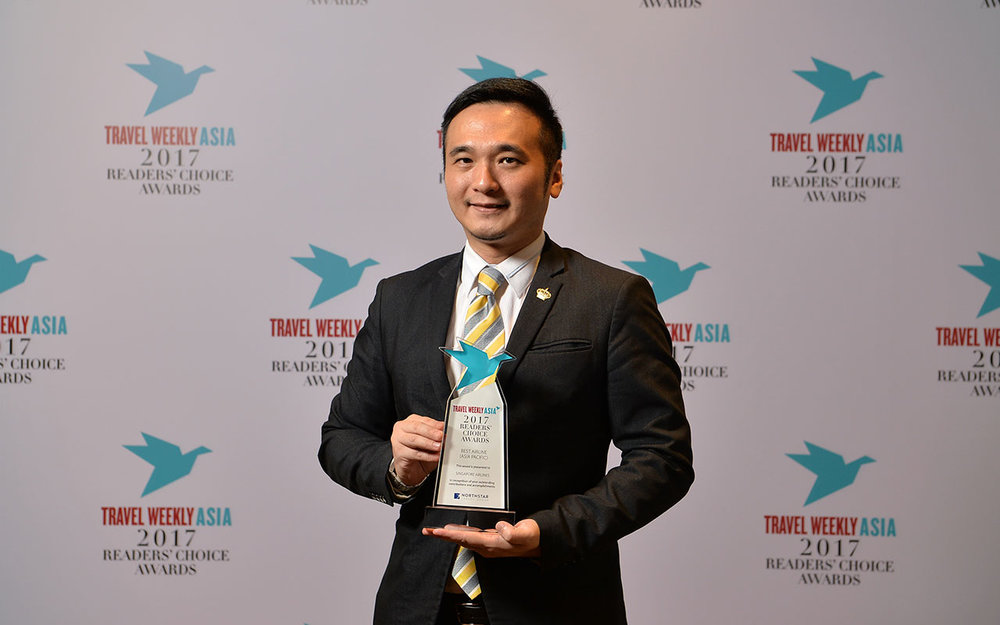 Best Airline - Asia Pacific   Singapore Airlines