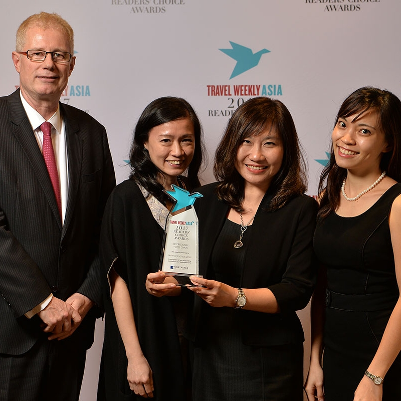 Best Regional Hotel Chain   Pan Pacific Hotels Group