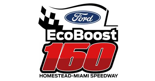20 - Homestead Miami Speedway
