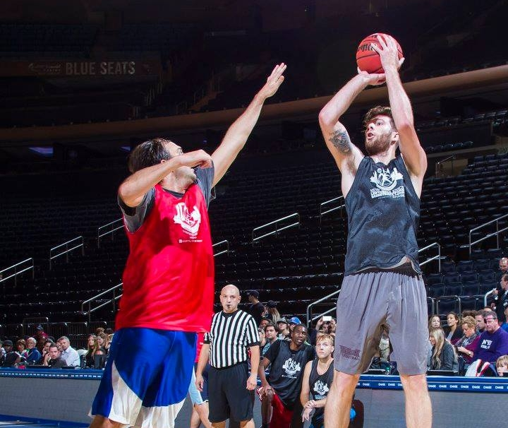 WINTER BASKETBALL - SIGN UP YOUR TEAM TODAY!Inter-League Finals atMadison Square Garden