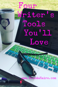 Four Writer's Tools You'll Love