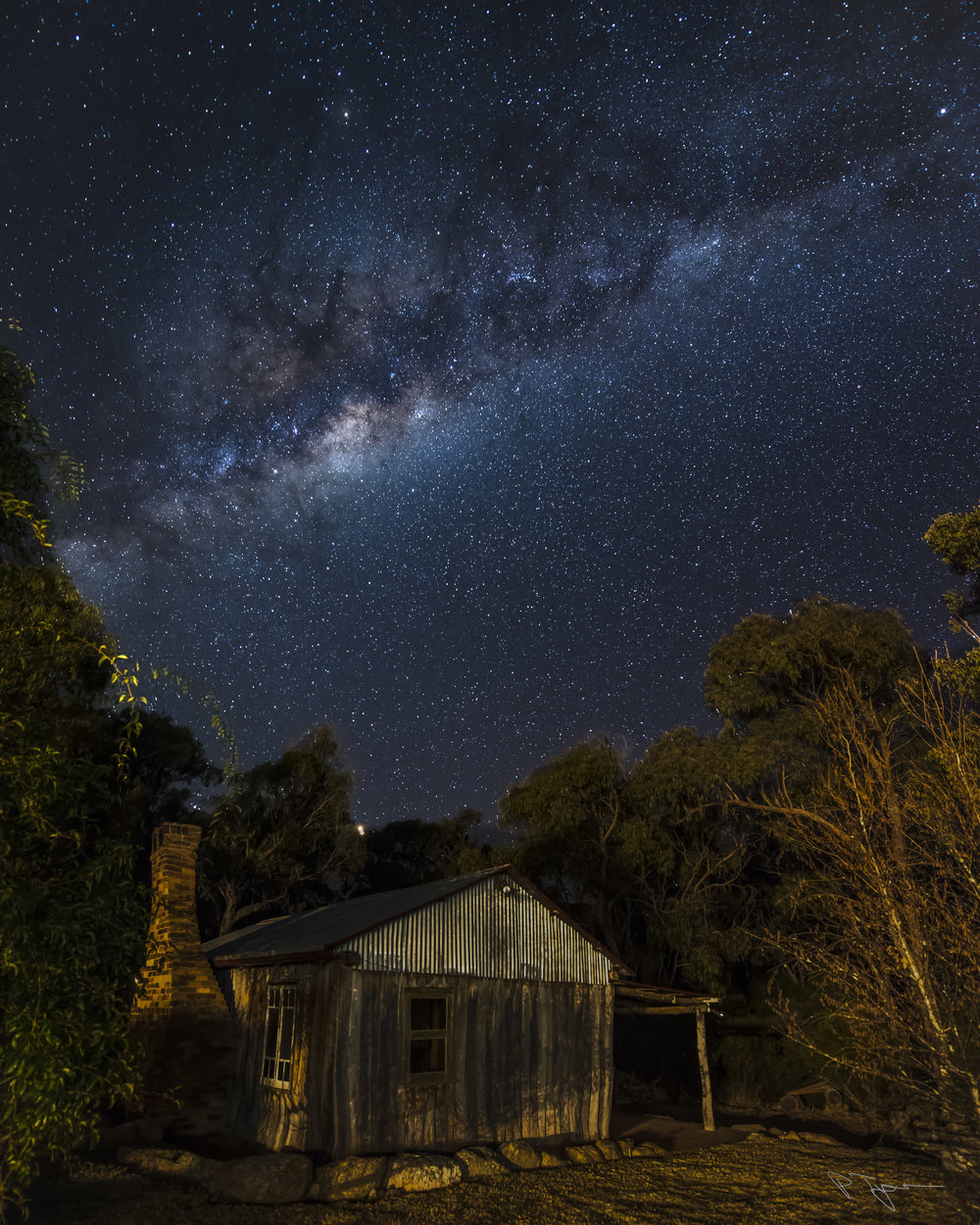 Milky Way by our guest Phil Tyrer