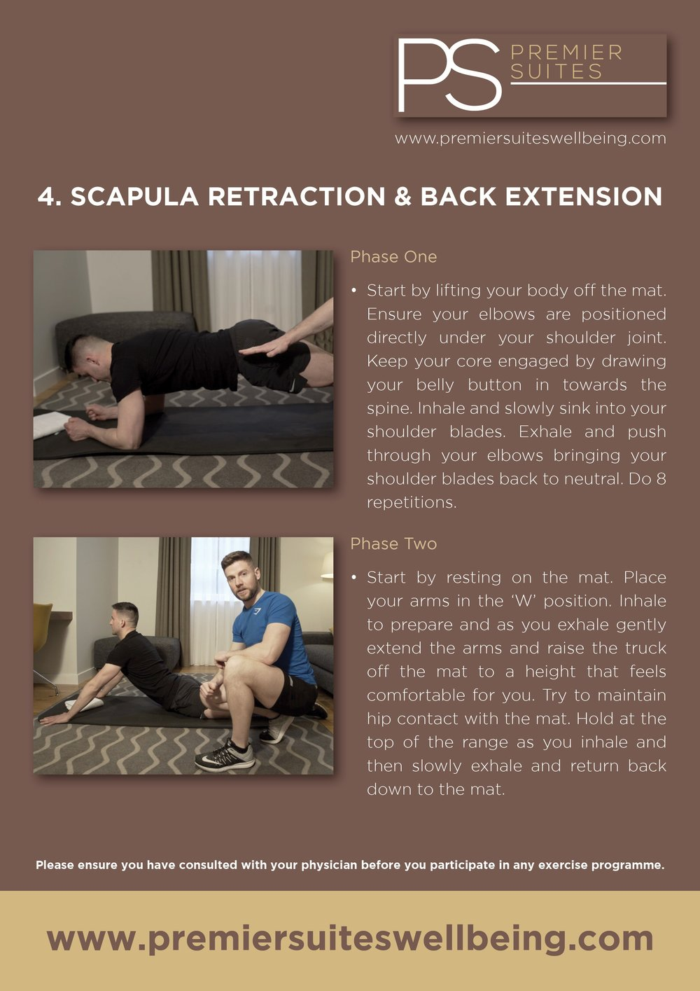 Scapula Extension