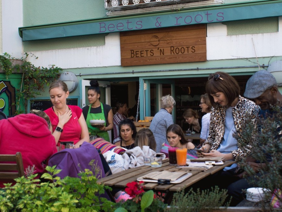 Beets n Roots - 39 Cotham Hill, BS6 6JY