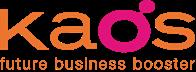 "KAOS Consulting - ""大脑里的混沌有助于孕育灿烂星辰""—-尼采 KAOS咨询公司的三项主营业务就是尼采的名言的注解 : 创意咨询, 取名,设计签名, 品牌策略。"