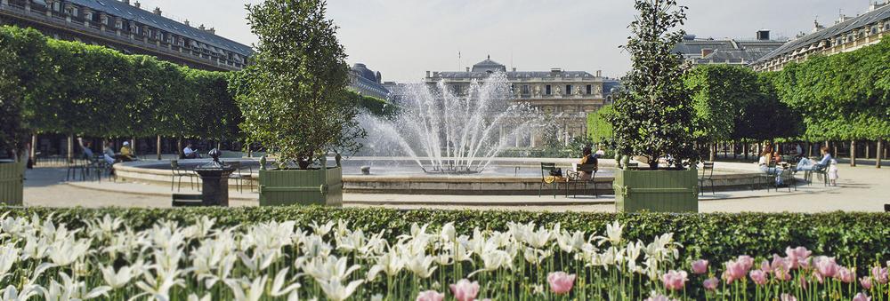 皇宫后花园