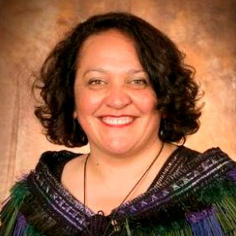 Vanessa Harata Eldridge  Manager Day Services, Mary Potter Services