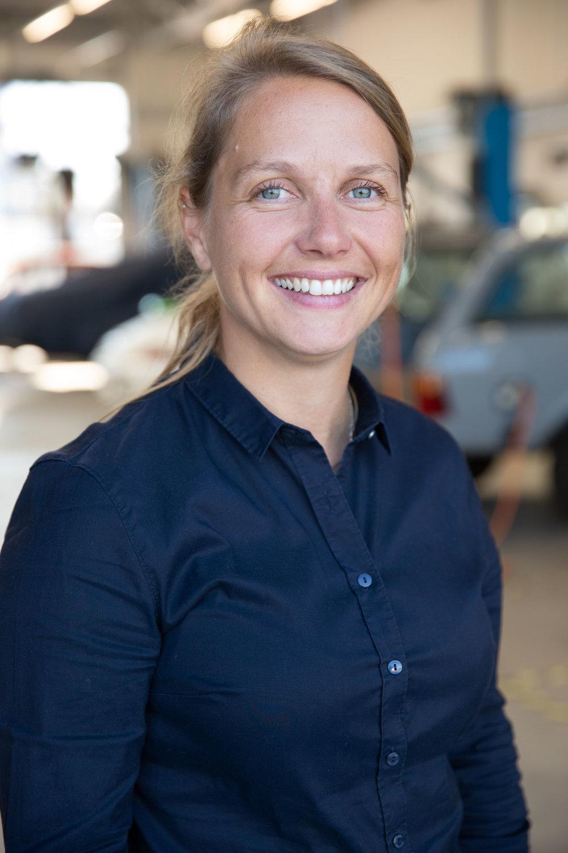 Leonie Behrens | Geschäftsführung  lbe@ecap-mobility.com