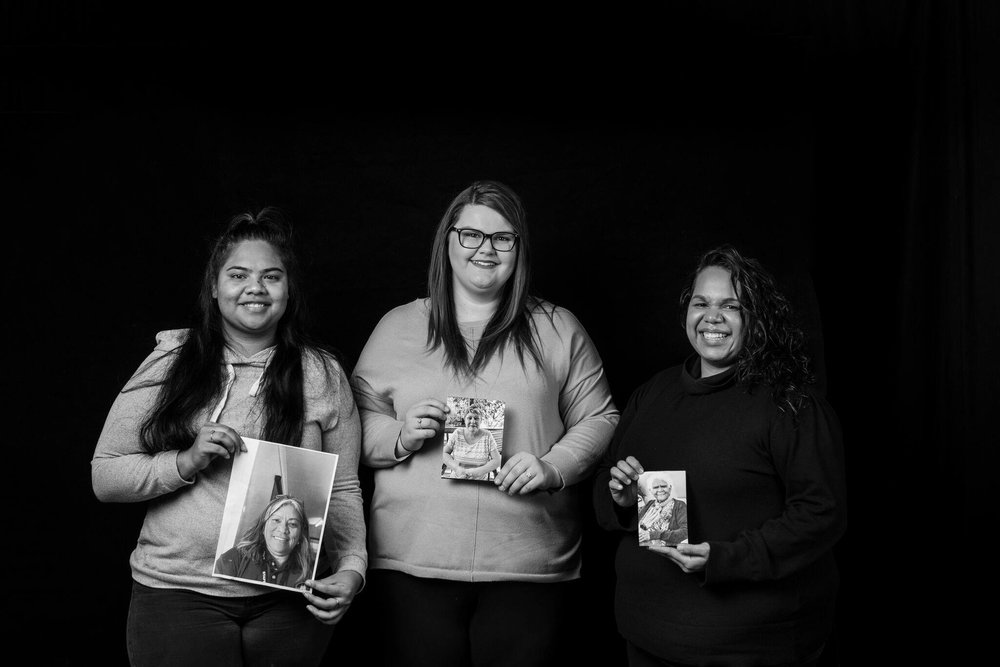 The Federation and First Nations Legal & Research Services' staff will be sharing some inspirational stories about the courageous women in their lives over the next week. Stay tuned.  #BecauseOfHerWeCan   #NAIDOC2018