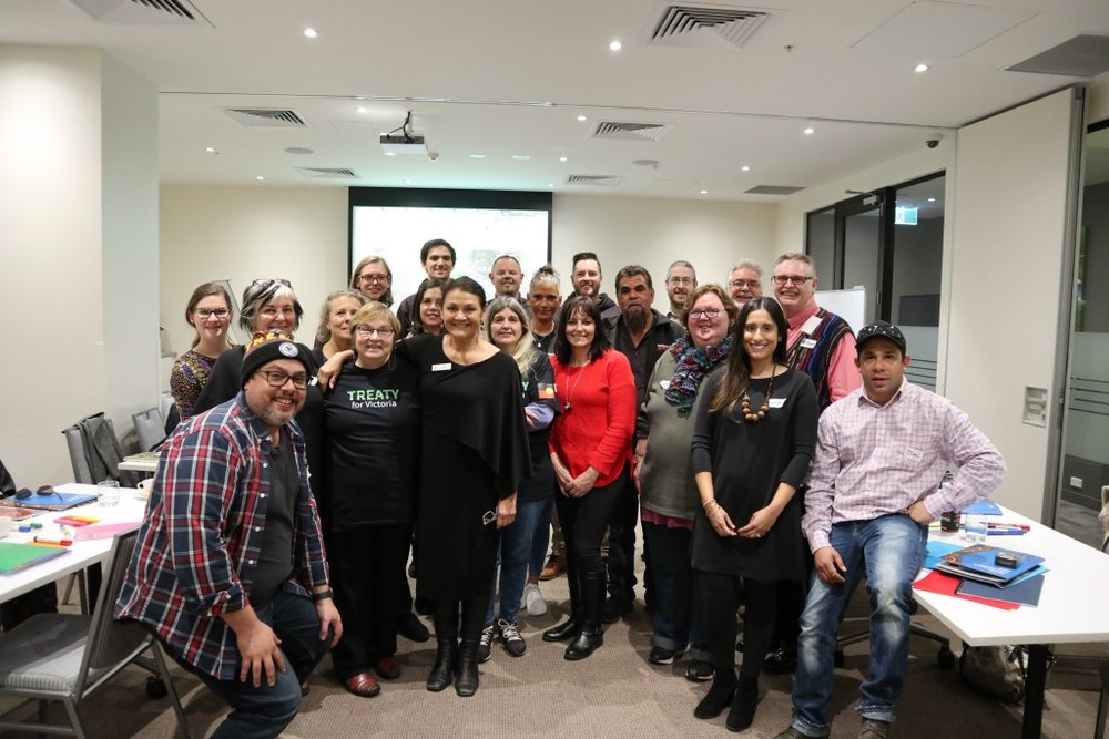 Talking Treaty Frankston, 10th August 2018