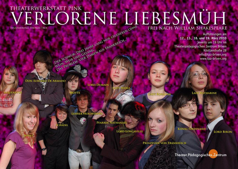 2010 pink Verlorene Liebesmüh Plakat.jpg
