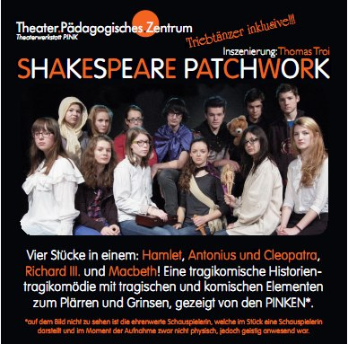 2013 pink Shakespeare Patchwork lakat.jpg