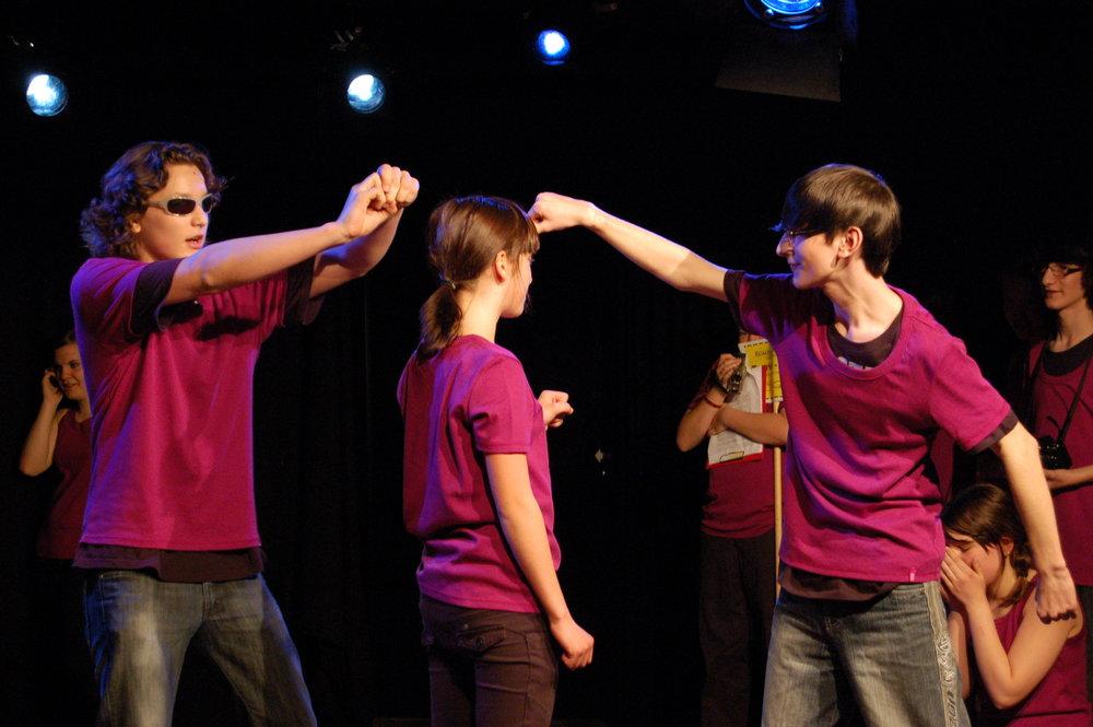 2009 pink Romeo und Julia Sightseeing 07.JPG