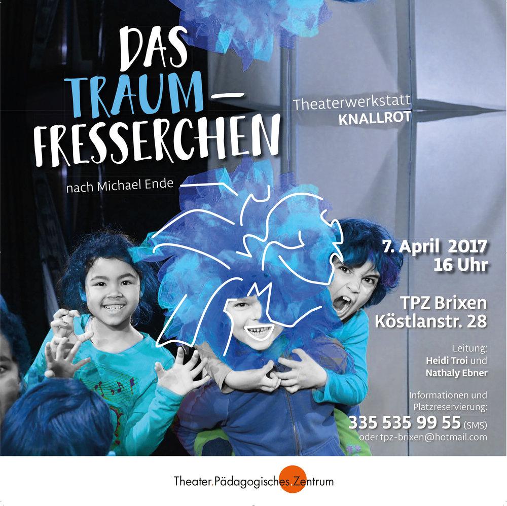 2017 knallrot Traumfresserchen Plakat.jpg