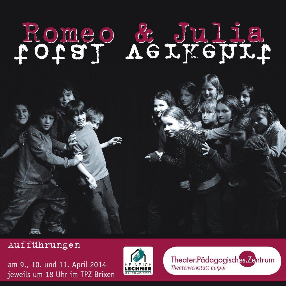 2014 purpur Romeo und Julia Plakat.jpg