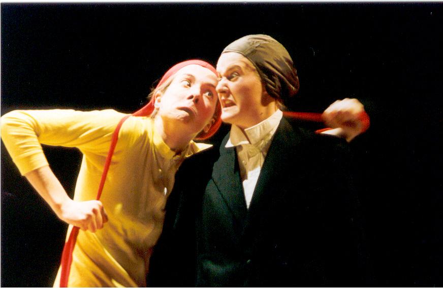Theaterwerkstatt GELB - 1995 - 2003