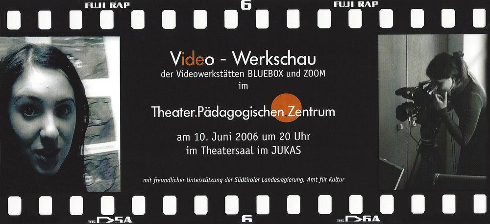 "Plakat zu ""Der Fahrschein"""