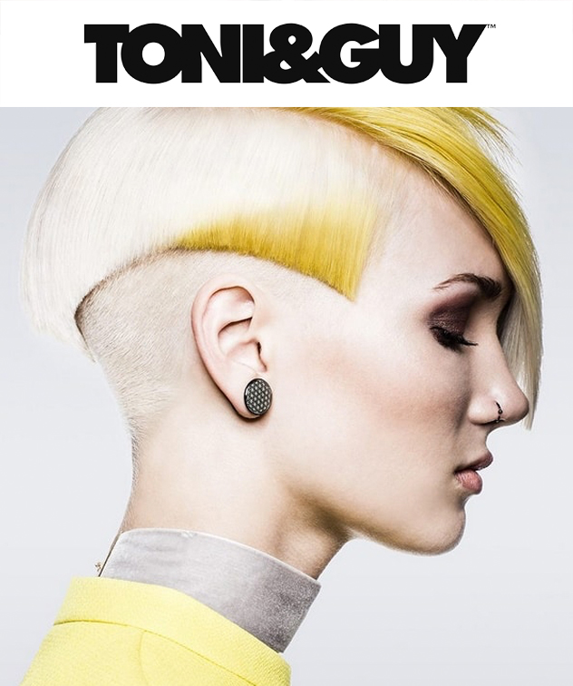 TONI&GUY   Toni & Guy is a British international chain of hairdressing salons founded in the UK in 1963 by brothers Toni Mascolo and Guy Mascolo. Official sponsor of the LFW. We collaborate for T&G lookbook award 2019 and different editorials.