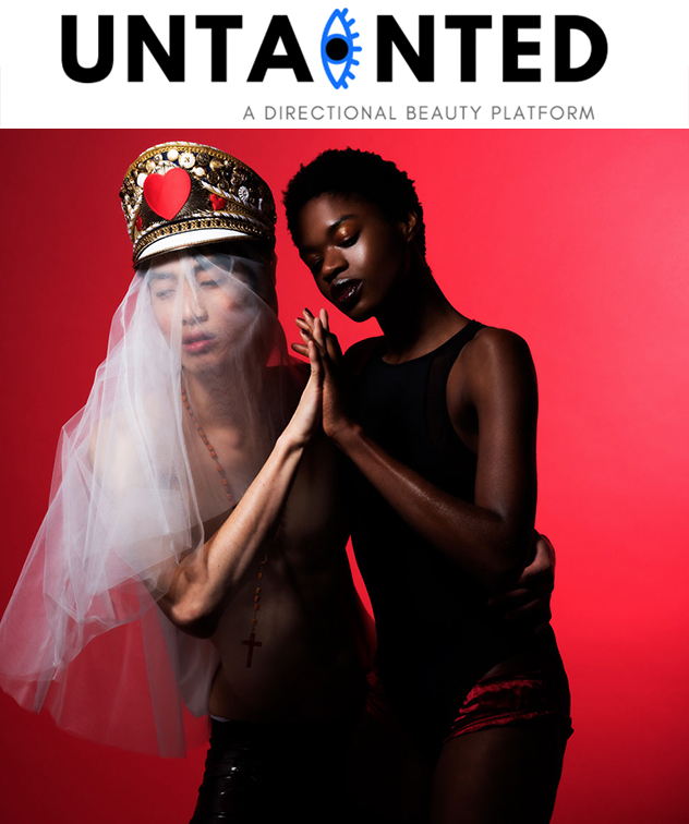 "UNTAINTED MAGAZINE   Untainted Magazine is a directional beauty platform, pushing the boundaries of clean beauty. They published my story ""Sinners'Diary"" for their webeditorial."