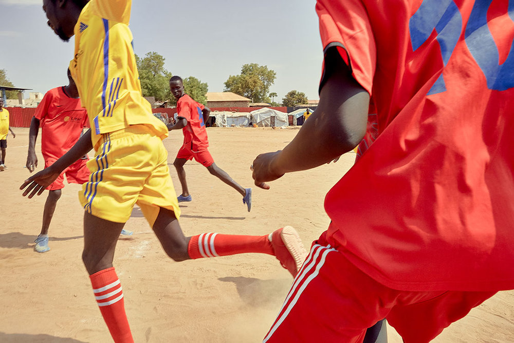 Sports For Peace -
