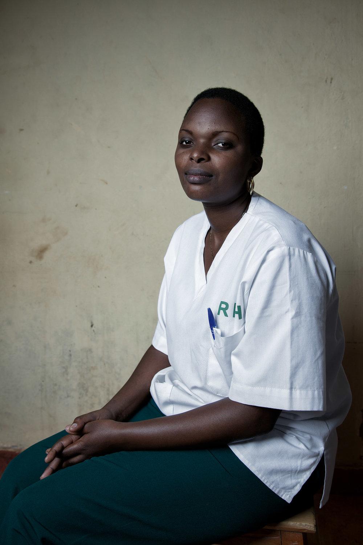 Nurse Chantal