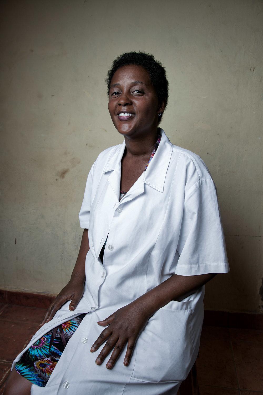 Nurse Angelique