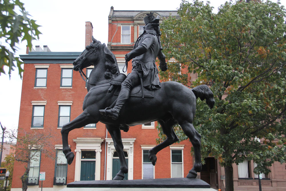 Baltimore Monuments