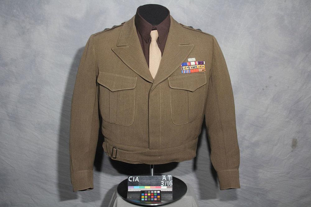 CIA Jacket