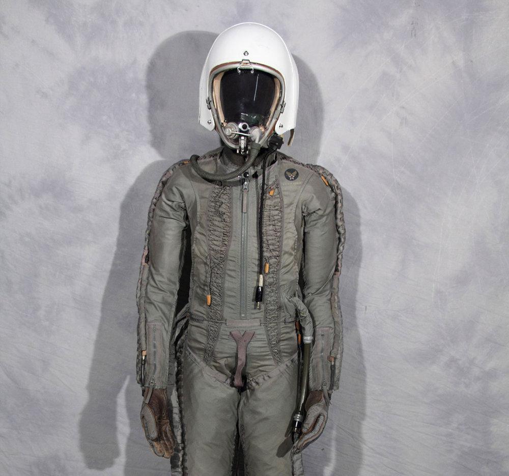 CIA U2 Flight Suit
