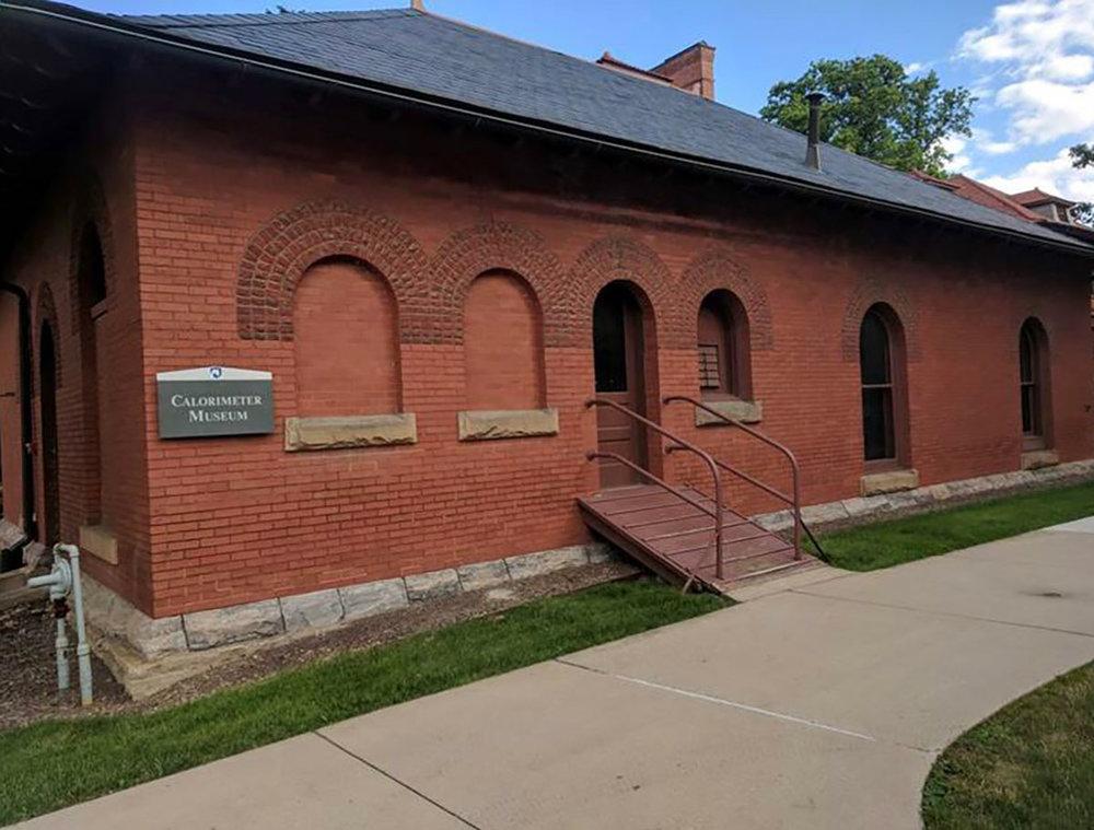 Armsby Calorimeter Building