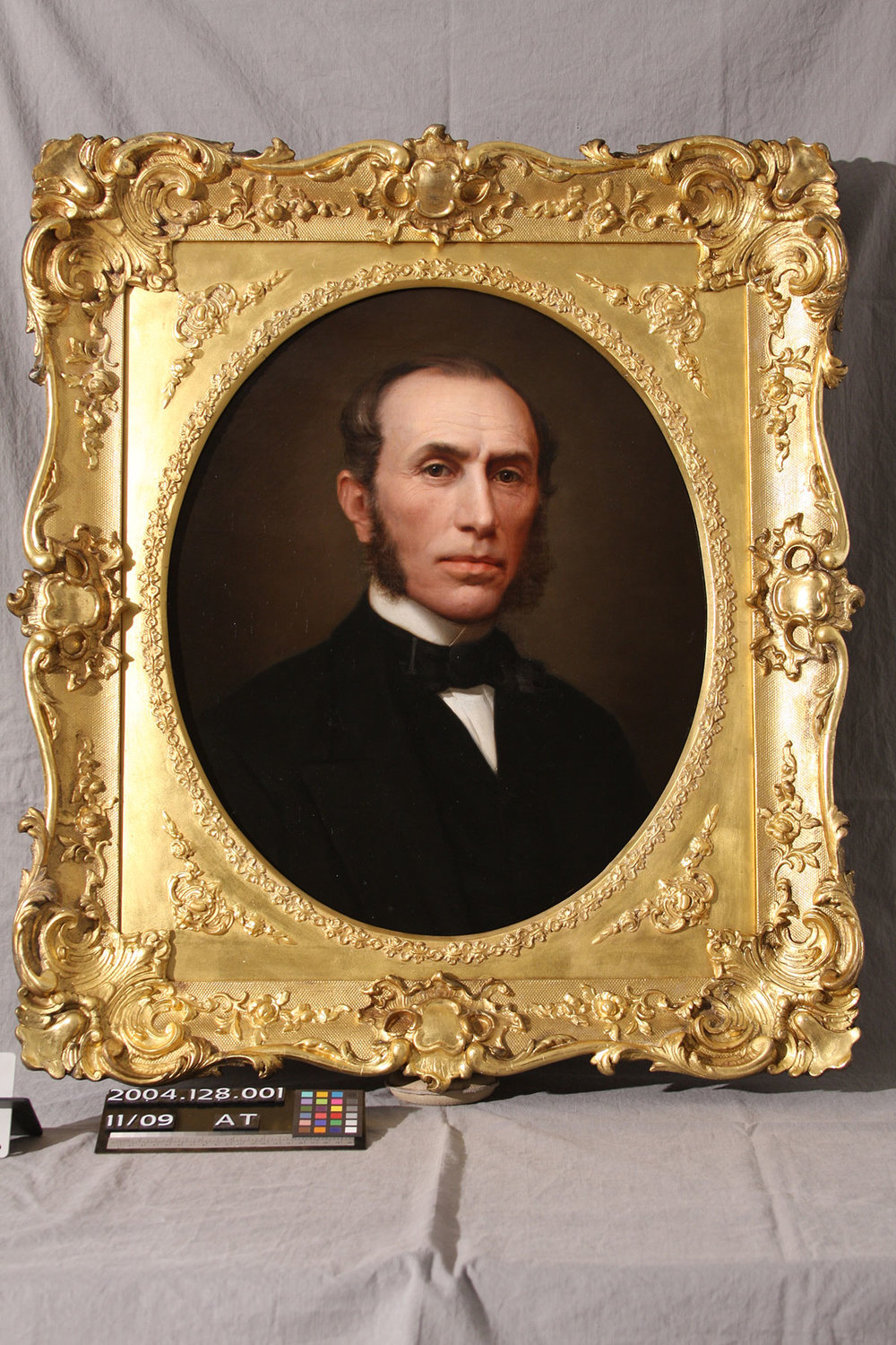 Adams County Historical Society Painting & Frame