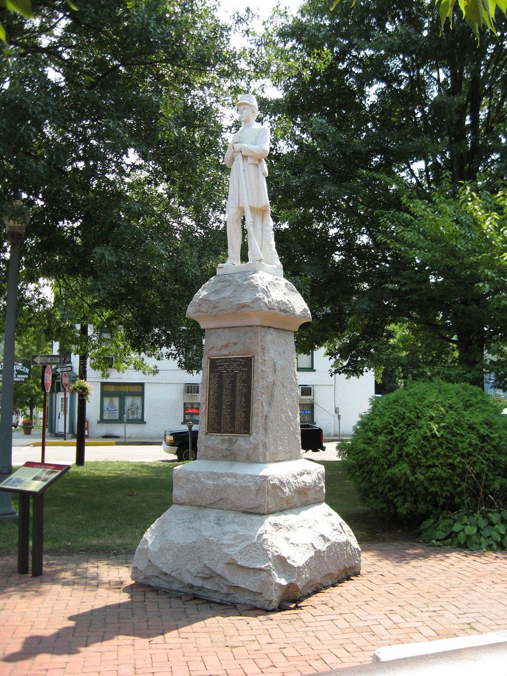 Millersburg Monument