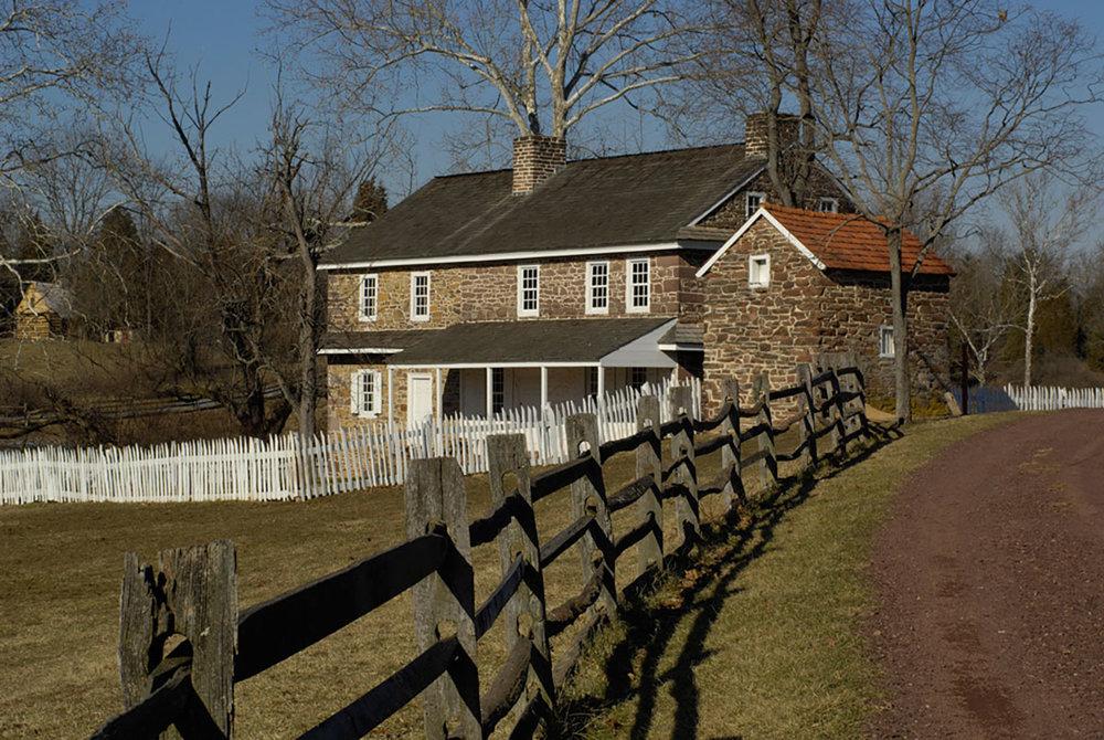 Daniel Boone Homestead