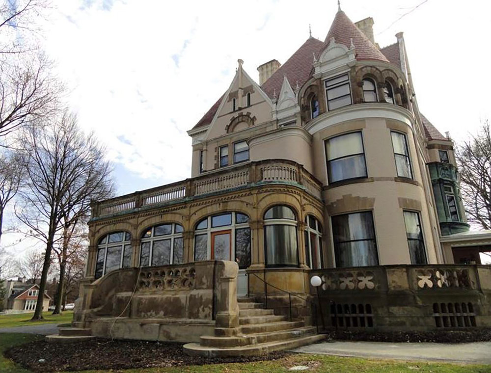 The Frick Clayton Mansion