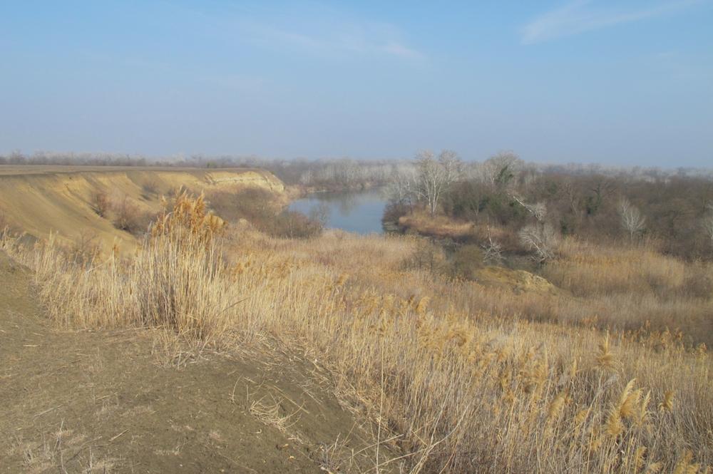The Alazani river (Brecht Verhelst)