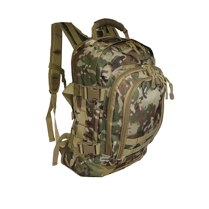 3 Day Expendable Backpack Black