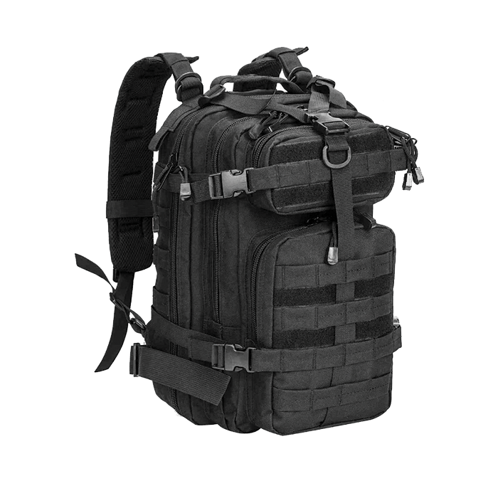 SMALL ASSAULT BACKPACK BLACK
