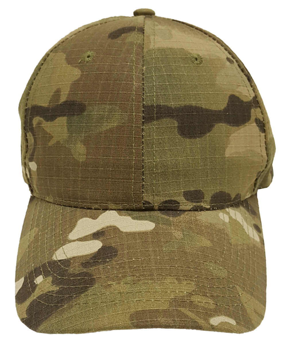 MULTICAM HAT NO VELCRO