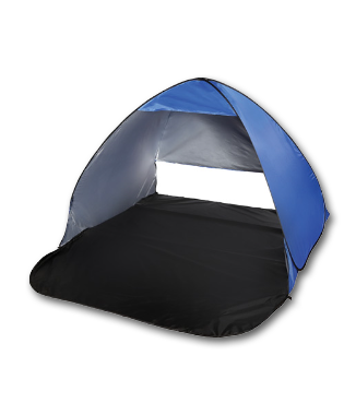 POP UP BEACH TENT -