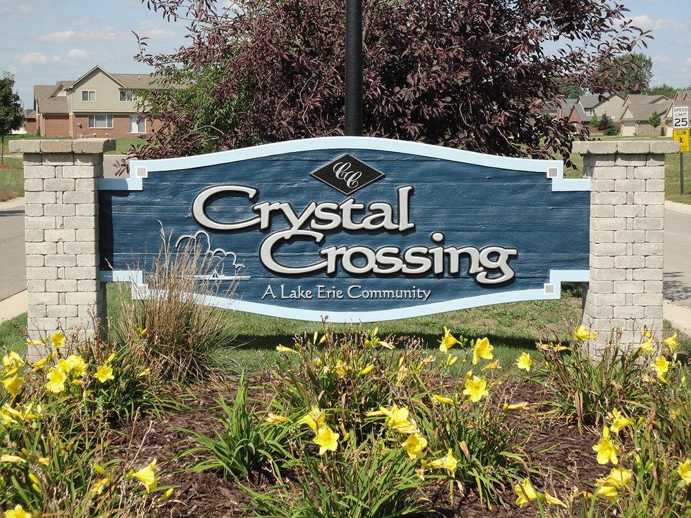Crystal Crossing