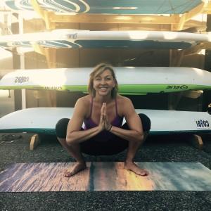 Twist Yoga - Malasana