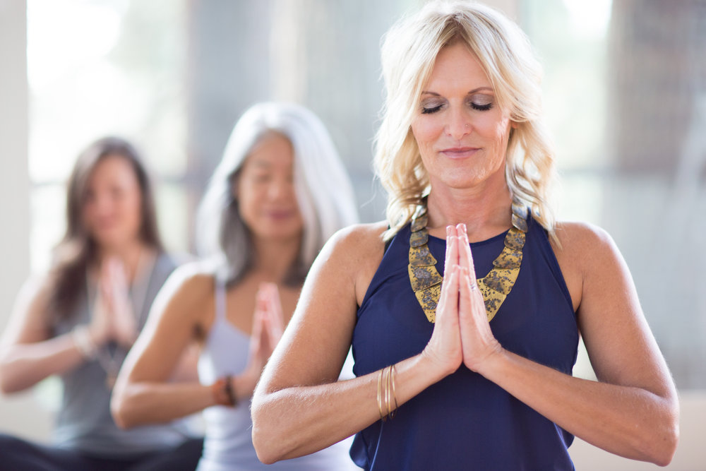 Everyday Meditation — A simple approach to a consistent practice that works for you every day! - Learn from home or on the road with the support of Kristin and the other participants
