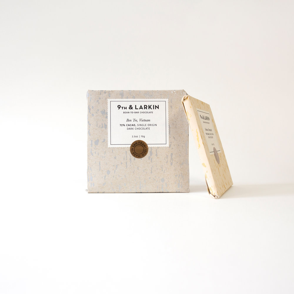 Logo design. packaging and pattern for gourmet chocolate retail business. The design is minimalist, unique and bespoke.