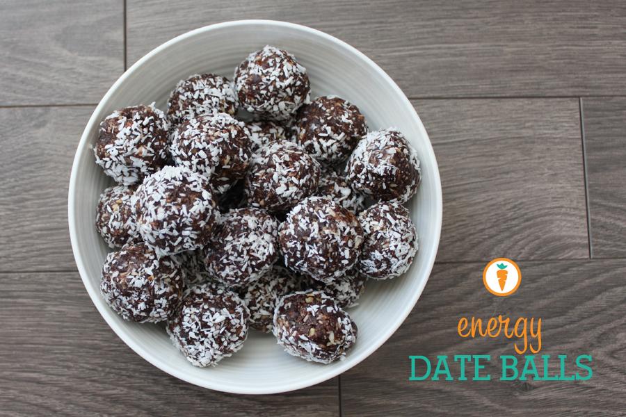 Energy Date Balls