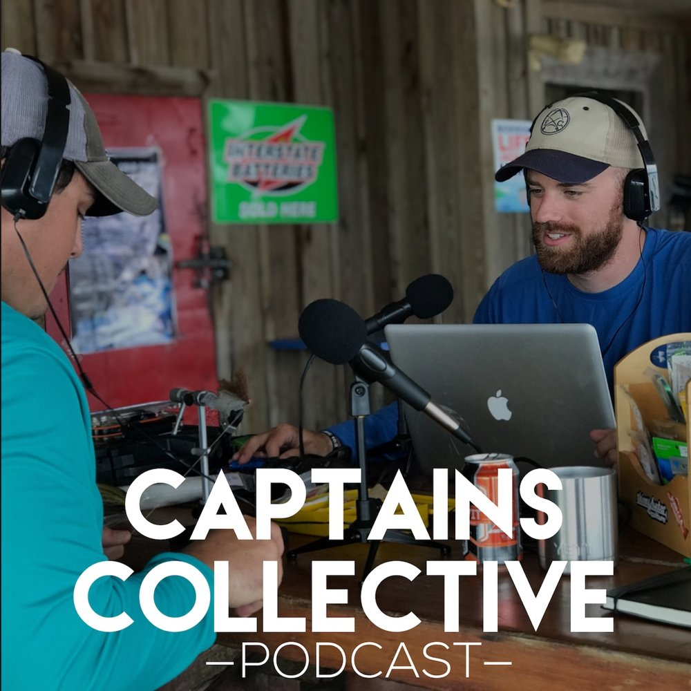 CAPTAINS COLLECTIVE #7 - Tom Rowland: Building a Business, the Myth of Balance, and What Makes a Great Angler