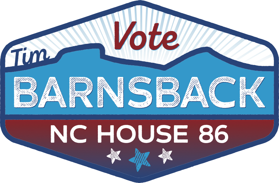 Tim Barnsback for NC House