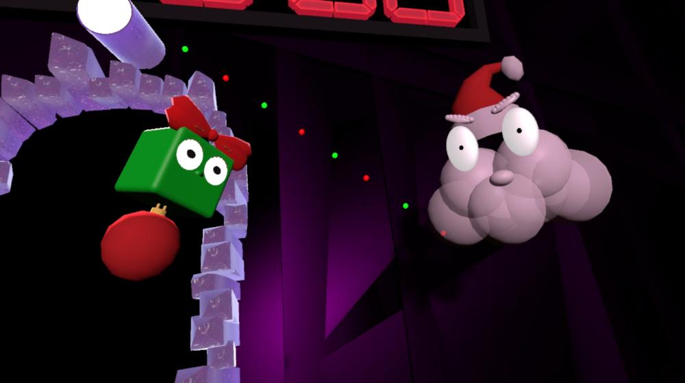 Christmas Cu3ed